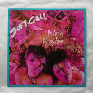 SOFT CELL ソフト・セル 日本盤LP 1983年