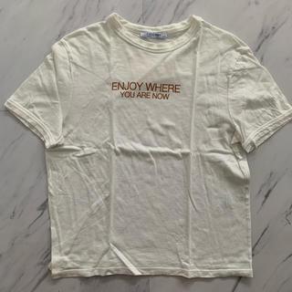 ZARA - ZARAロゴTシャツ