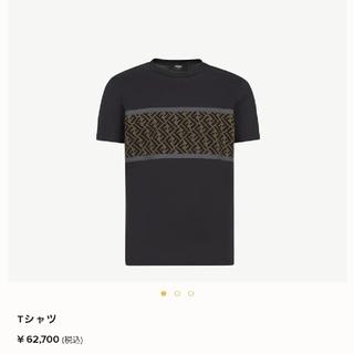 FENDI - fendi ffロゴTシャツ