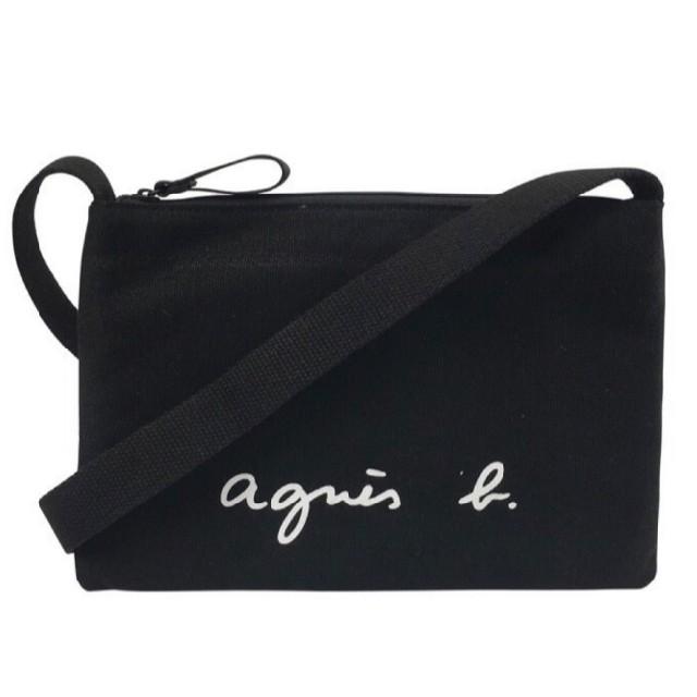 agnes b.(アニエスベー)のアニエスベー agnes b. ショルダーバッグ サコッシュ 新品タグ付き  レディースのバッグ(ショルダーバッグ)の商品写真