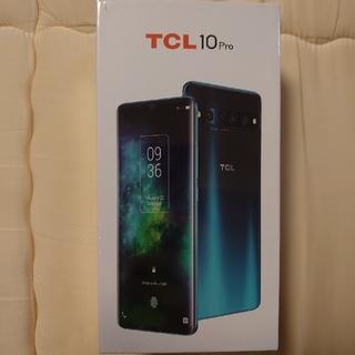 ANDROID - TCL 10 Pro SIMフリー アンバーグレイ
