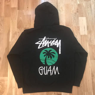 STUSSY - stussy Guam chapter limited hoodie
