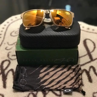 Oakley - OAKLEY Holbrook SHAUN WHITE Limited GOLD