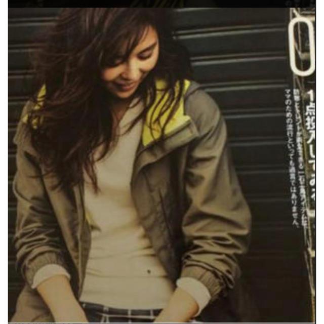 Mila Owen(ミラオーウェン)のミラオーウェン マウンテン パーカー ナイロン ブルゾン レディースのジャケット/アウター(ナイロンジャケット)の商品写真