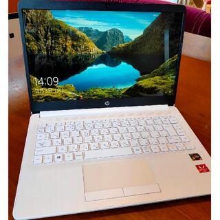 HP - hp ノートパソコン HP14s-dk0000(型番:7XJ17PA-AABM)