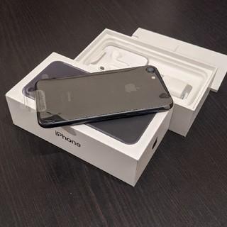 iPhone - iPhone 7 Black 128 GB SIMフリー Apple Store