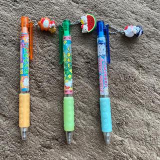 ハローキティ(ハローキティ)のご当地キティ  ボールペン 3本 セット キティ サンリオ(ペン/マーカー)