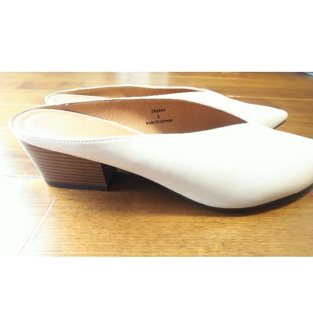 GU(ジーユー)のGUパンプス♪ベージュ♡ レディースの靴/シューズ(ハイヒール/パンプス)の商品写真