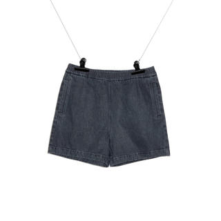 PEACEMINUSONE - PMO DENIM SHORTS #1 BLACK