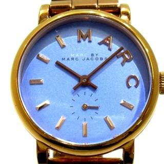 マークバイマークジェイコブス(MARC BY MARC JACOBS)のマークジェイコブス 腕時計 - MBM3285(腕時計)