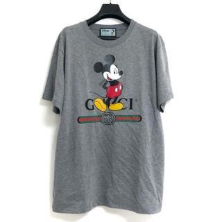 Gucci - グッチ 半袖Tシャツ サイズS メンズ美品