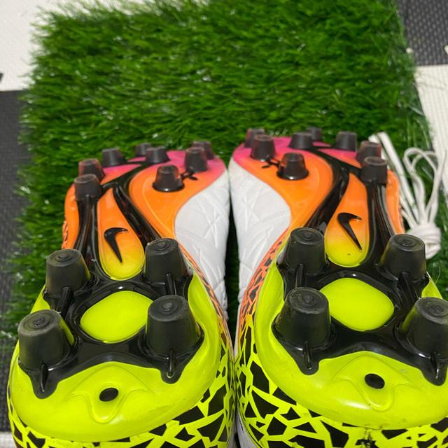NIKE(ナイキ)のサッカースパイクナイキマーキュリアル27センチ ACC採用 スポーツ/アウトドアのサッカー/フットサル(シューズ)の商品写真