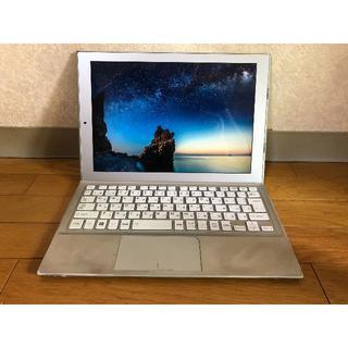 トウシバ(東芝)のTOSHIBA dynaPad S92 Win10PRO タブレットPC(タブレット)