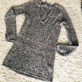 ルシェルブルー(LE CIEL BLEU)のルシェルブルー お洒落なチュニック セーター (ニット/セーター)