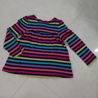 トミーヒルフィガー(TOMMY HILFIGER)のトミーヒルフィガーキッズロングTシャツ(Tシャツ/カットソー)