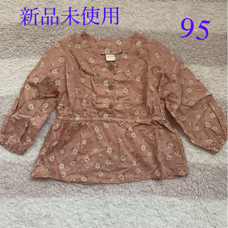 フタフタ(futafuta)のtete a tete テータテート 95 花柄 トップス(Tシャツ/カットソー)