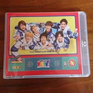 ジャニーズWEST LIVE TOUR 2019 WESTV! Blu-ray