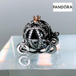 SWAROVSKI - 【新品】PANDORA パンドラチャーム ディズニー シンデレラ かぼちゃの馬車