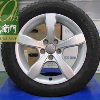 アウディ(AUDI)のアウディ 8X系 A1ウインター純正 4本セット(タイヤ・ホイールセット)