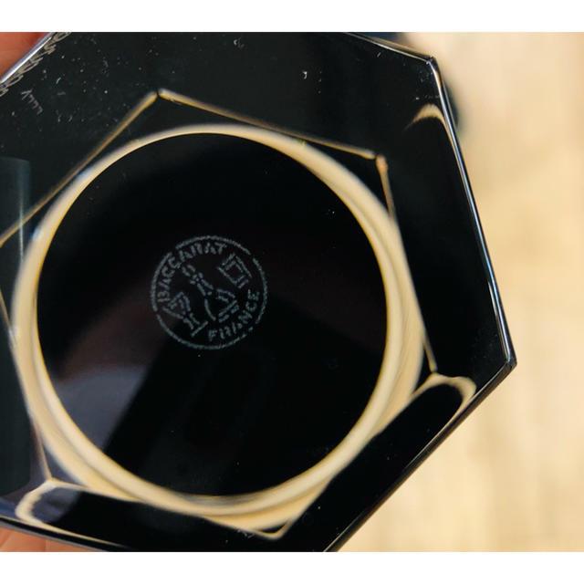 Baccarat(バカラ)のダークサイド ブラックエンジェル グラス タンブラー 2客 インテリア/住まい/日用品のキッチン/食器(食器)の商品写真