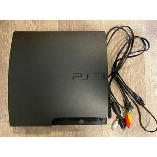 【動作確認済】PlayStation3 CECH-3000B 本体・ケーブル