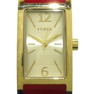 フルラ(Furla)のフルラ 腕時計 - レディース ゴールド(腕時計)