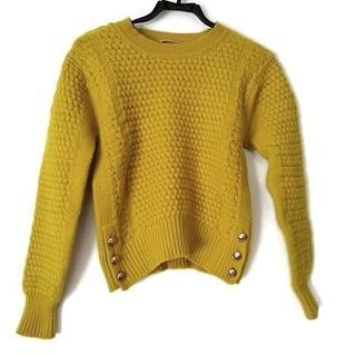 シーバイクロエ(SEE BY CHLOE)のシーバイクロエ 長袖セーター サイズL -(ニット/セーター)
