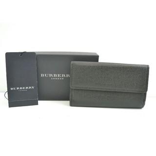 BURBERRY - 早い者勝ち【未使用品】BURBERRY バーバリー 牛革 5連キーケース 箱付き