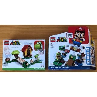 Lego - 【新品/未開封】【送料無料】LEGO レゴ スーパーマリオ【2点セット】