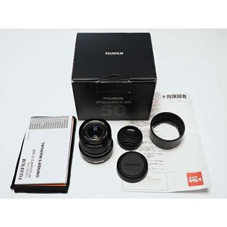 富士フイルム - XF 50mm F2R WR 保証有