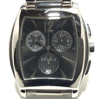 フルラ(Furla)のフルラ 腕時計 - 002217-01 レディース 黒(腕時計)