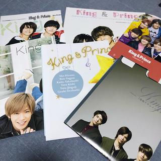 King&Prince キンプリ ピンナップ CDケース