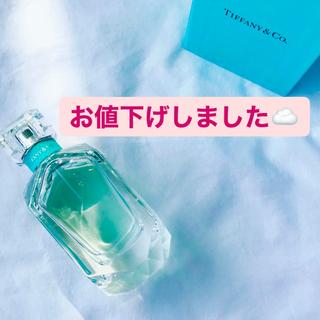 ティファニー(Tiffany & Co.)のティファニーオードパルファム75ミリ(香水(女性用))