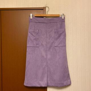ViS - ☆ViS  スエードタッチタイトスカート  Mサイズ☆