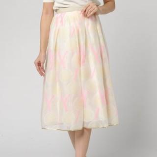 フランシュリッペ(franche lippee)の新品タグつき フランシュリッペ わたげスカート(ひざ丈スカート)