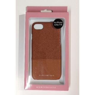 マーキュリーデュオ(MERCURYDUO)のiPhoneケース マーキュリーデュオ iPhone678SE2(iPhoneケース)