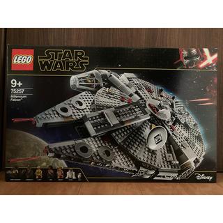 Lego - レゴ(LEGO)スターウォーズ ミレニアムファルコン 75257 新品未開封