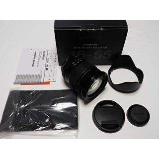 富士フイルム - XF 16-55mm F2.8 R LM WR 新品同様