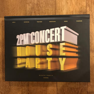 2PM house party in seoul