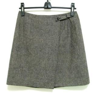 ジルサンダー(Jil Sander)のジルサンダー スカート サイズ36 S美品 (その他)