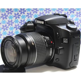 キヤノン(Canon)のお散歩カメラ❤️Canon EOS 30D❤️高画質❤️コンパクト❤️すぐ使える(デジタル一眼)