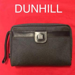 ダンヒル(Dunhill)のフランス製[DUNHILL]クラッチバッグ(セカンドバッグ/クラッチバッグ)