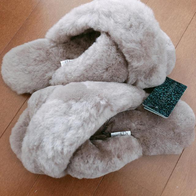 EMU(エミュー)のEMU サンダル マッシュルーム レディースの靴/シューズ(サンダル)の商品写真