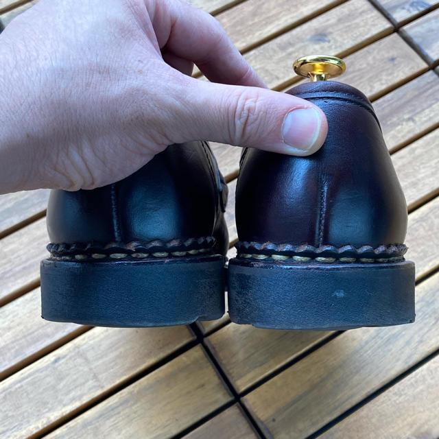 Paraboot(パラブーツ)のParaboot Reims パラブーツ ランス UK6.5 メンズの靴/シューズ(ドレス/ビジネス)の商品写真