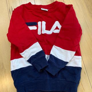 フィラ(FILA)のFILA トレーナー(Tシャツ/カットソー)
