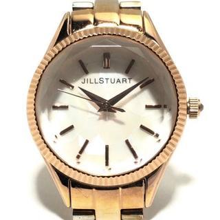 ジルスチュアート(JILLSTUART)のジルスチュアート 腕時計 - VJ21-0340(腕時計)