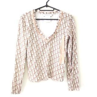 クリスチャンディオール(Christian Dior)のクリスチャンディオール 長袖Tシャツ 42(I)(Tシャツ(長袖/七分))