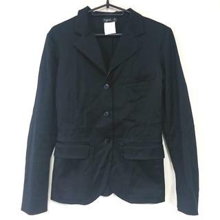 アニエスベー(agnes b.)のアニエスベー ジャケット サイズ0 XS - 黒(その他)