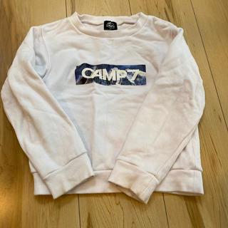 ライトオン(Right-on)のCamp7 トレーナー(Tシャツ/カットソー)