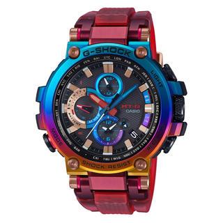 ジーショック(G-SHOCK)のCASIO G-SHOCK MTG-B1000VL-4AJR 火山雷(腕時計(アナログ))